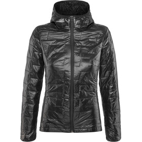 Helly Hansen Lifaloft Hooded Insulator Jacket Damen black